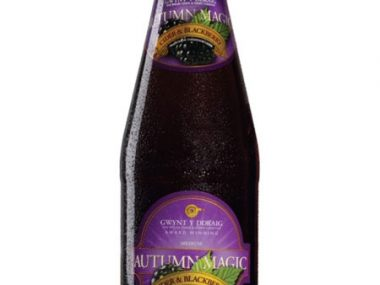 Autumn Magic Welsh cider