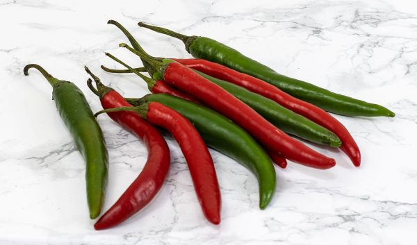 Chillies (mixed) 1