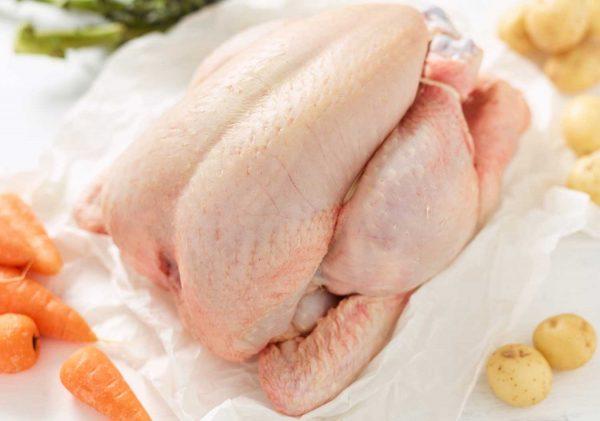 Free-range roaster chicken 2