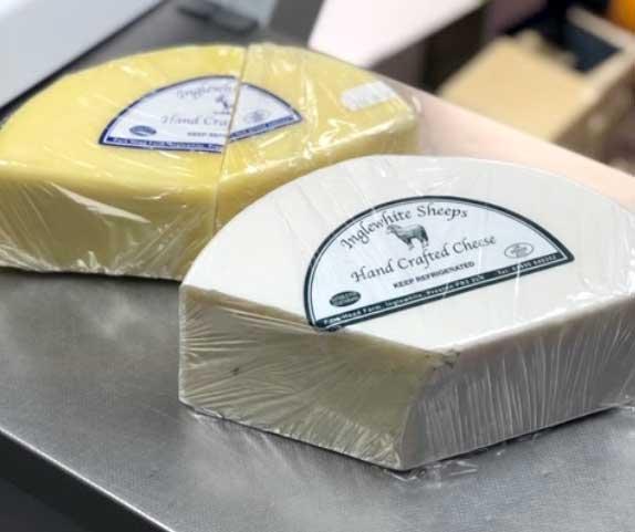 Inglewhite Sheep's Cheese 2