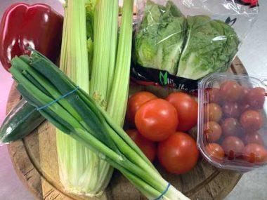 Fruit & vegetables 27