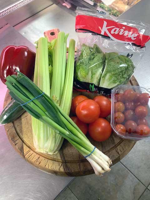 Salad box 1