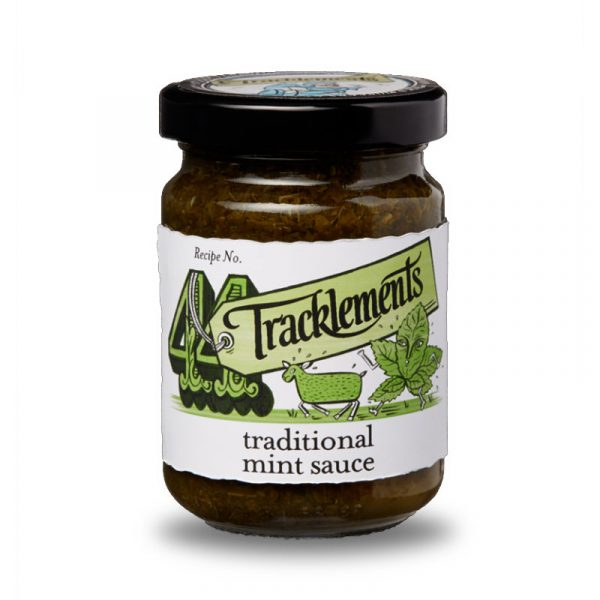 Traditional Mint Sauce