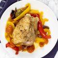 Free-range chicken thighs x 4 (600g) 4
