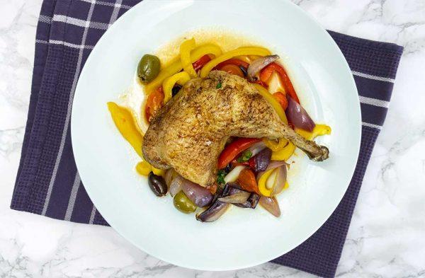 Free-range chicken legs x 2 (550g) 5