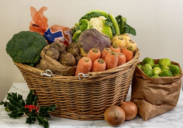 Traditional Christmas Veg Box 2