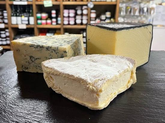 February artisan cheese selection 2