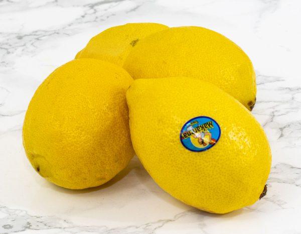 Lemons x 4 1