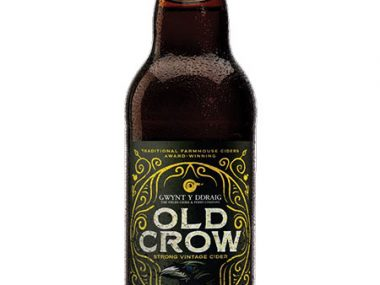 old crow cider