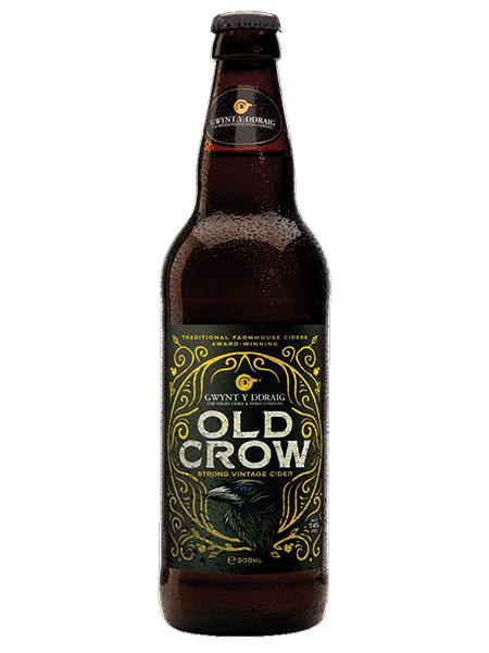 old crow cider