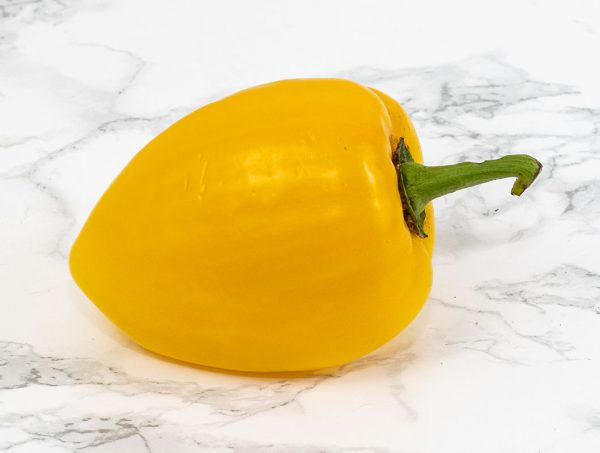 Yellow pepper (each) 1