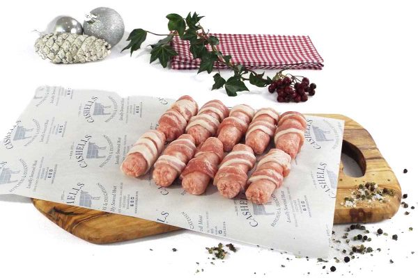 Pigs in blankets x 10 (450g) 1
