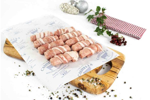 Special Recipe Pigs in Blankets x 10 (450g) - made without gluten-containing ingredients* 1