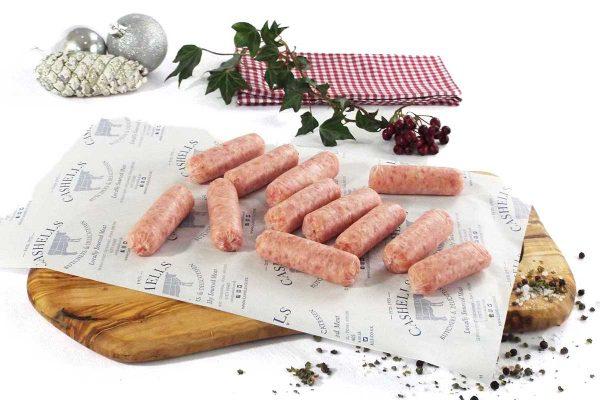 Pork cocktail sausages (350g) 1