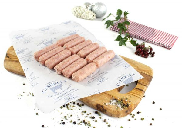 Special Recipe Pork Cocktail Sausages x 12 (350g) - made without gluten-containing ingredients* 1