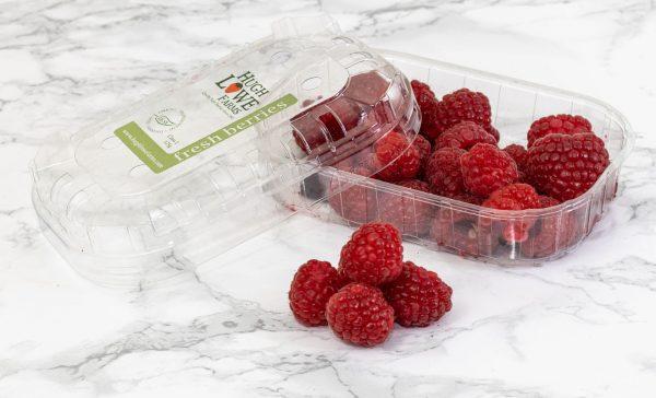 Raspberries - 125g 1