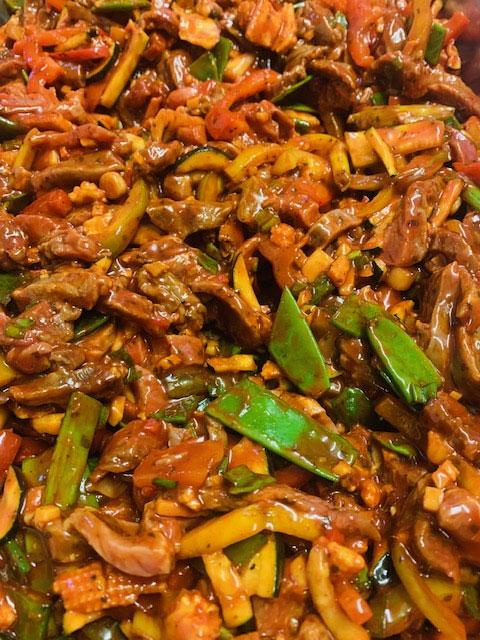 Beef stir fry 2